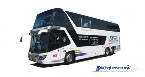 Platinum double decker TW065