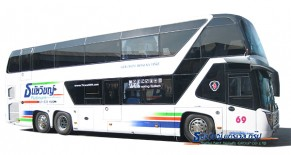 Platinum Double Decker TW069