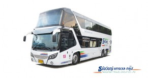 Standard double decker TW015
