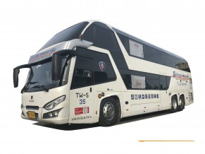 Platinum Double Decker TW035
