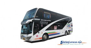 Platinum double decker TW056