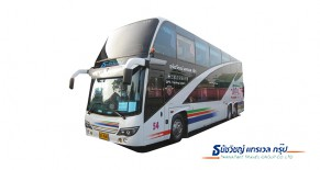 Platinum Double Decker TW054