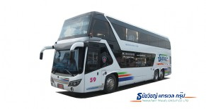 Platinum double decker TW059