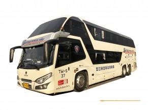 Platinum Double Decker TW037