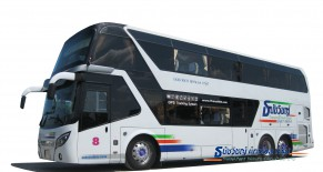 Standard Double Decker TW008