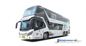 Standard double decker TW020