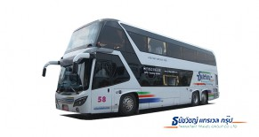 Platinum double decker TW058