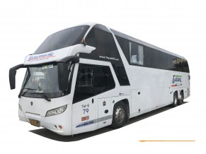 Euro 13.8 Single Decker TW079
