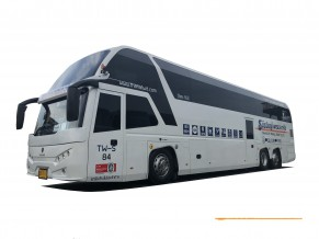 Euro 13.8 Single Decker TW084